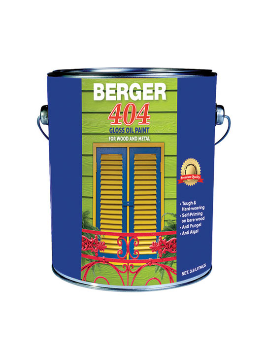 Berger 404 Gloss 1 Gallon Paint