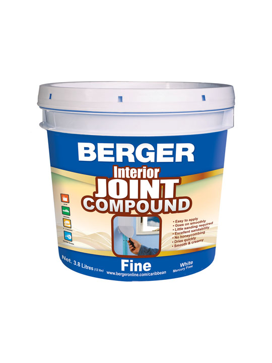 Berger Interior Joint Compound Fine 1 Gallon