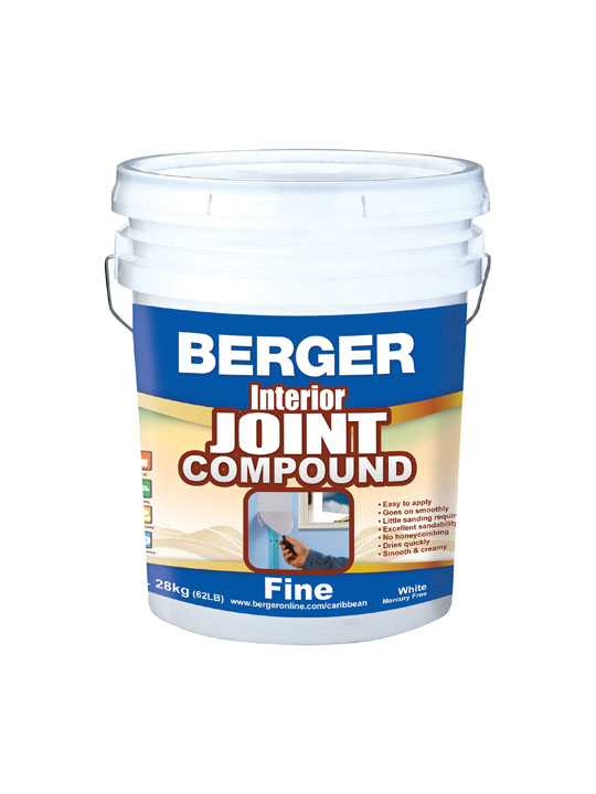 Berger Interior Joint Compound Fine 5 Gallon