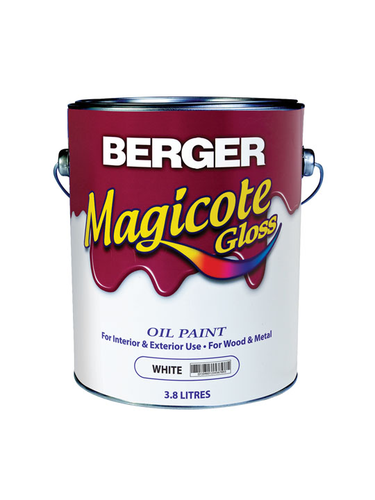 Berger Magicote Gloss 1 Gallon Paint