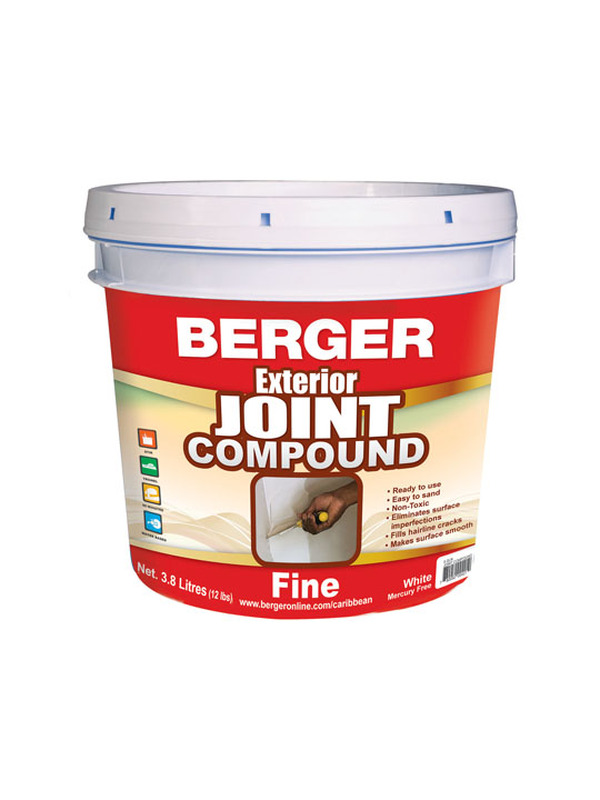 Berger Exterior Joint Compound Fine 1 Gallon