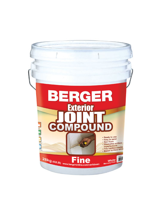 Berger Exterior Joint Compound Fine 5 Gallon