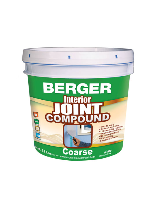 Berger Interior Joint Compound Coarse 1 Gallon